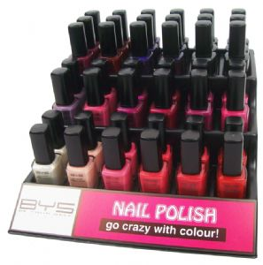 <b>Spring/Summer 2012 Nail Polish Selections - Tray 4</b>